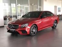 Bán Mercedes-Benz E300 2019, màu đỏ duy nhất, chính hãng