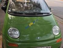 Xe Daewoo Matiz năm sản xuất 1999, màu xanh lục