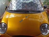 Cần bán lại xe Chery QQ3 năm sản xuất 2011, màu vàng, 6.8 triệu