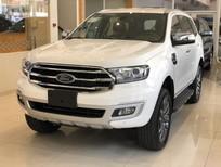 Bán xe Ford Everest Titanium 2020 nhập khẩu, ưu đãi khủng, tặng phụ kiện chính hãng
