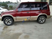 Cần bán lại xe Suzuki Vitara năm 2005, màu đỏ