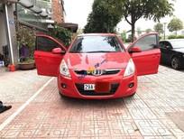 Bán Hyundai i20 1.4 AT sản xuất 2011, màu đỏ