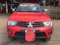 Bán Mitsubishi Triton năm sản xuất 2013, màu đỏ, 290tr