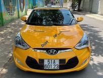 Cần bán lại xe Hyundai Veloster GDI AT đời 2011, màu vàng, nhập khẩu Hàn Quốc số tự động, giá tốt