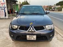 Cần bán gấp Mitsubishi Triton năm 2009, màu đen, nhập khẩu số sàn