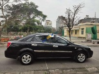 Cần bán gấp Daewoo Lacetti năm 2011, màu đen, giá chỉ 208 triệu
