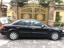 Bán ô tô Ford Mondeo năm sản xuất 2004, màu đen, xe nhập còn mới giá cạnh tranh