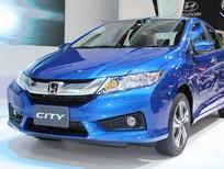 Bán Honda City CVT sản xuất 2016, màu xanh lam, giá tốt