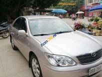 Cần bán Toyota Camry sản xuất 2005 chính chủ