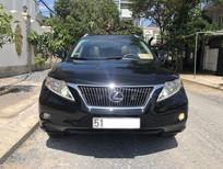 Cần bán Lexus RX350 AT model 2010, màu đen, nhập khẩu