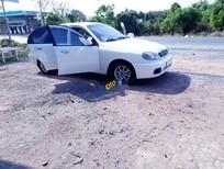 Bán Daewoo Lanos năm sản xuất 2004, màu trắng, nhập khẩu xe gia đình