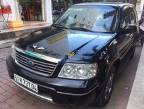 Bán Ford Escape năm 2004, màu đen chính chủ, giá chỉ 198 triệu