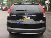 Cần bán xe Honda CR V sản xuất năm 2013, màu đen, 685 triệu