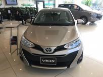 Bán xe Toyota Vios E 2020 số tự động, hỗ trợ trả góp, khuyến mại sốc