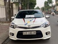 Cần bán lại xe Kia Cerato năm sản xuất 2014, màu trắng, nhập khẩu nguyên chiếc