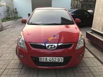 Xe Hyundai i20 năm 2011, màu đỏ, xe nhập chính chủ, giá 279tr