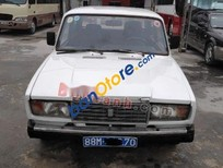 Cần bán lại xe Lada 2107 sản xuất năm 1990, màu trắng, xe nhập
