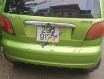 Xe Daewoo Matiz năm sản xuất 2001, màu xanh lục giá cạnh tranh