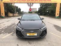 Cần bán lại xe Hyundai Elantra 1.6AT 2017, màu đen