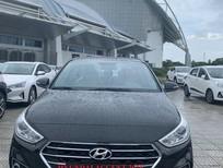 Bán xe Hyundai Accent AT màu đen 2020, hỗ trợ vay vốn lãi suất thấp tại Quảng Bình, LH Hữu Hân