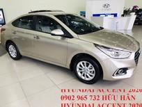 Giá xe Hyundai Accent 2020, màu kem (be) tại Quảng Bình, LH Hữu Hân