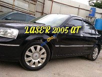 Bán Ford Laser sản xuất 2005, màu đen, 196tr