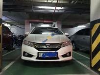 Cần bán gấp Honda City năm 2015, màu trắng xe gia đình, giá chỉ 430 triệu