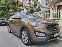 Bán Hyundai Santa Fe sản xuất 2015, màu nâu, giá chỉ 785 triệu