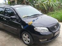Cần bán xe Toyota Vios sản xuất năm 2004, màu đen còn mới giá cạnh tranh