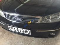 Cần bán gấp Ford Laser sản xuất 2005, màu đen, nhập khẩu nguyên chiếc