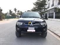 Cần bán Mitsubishi Triton năm sản xuất 2009, màu đen, nhập khẩu chính chủ, 266 triệu