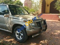 Cần bán xe Suzuki Vitara sản xuất năm 2007, màu vàng, giá tốt