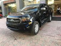Bán Ford Ranger XLS AT sản xuất năm 2020, màu đen, xe nhập