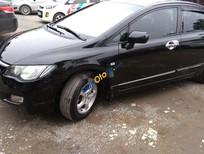 Bán ô tô Honda Civic năm sản xuất 2007, màu đen