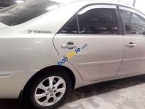 Bán Toyota Camry AT năm sản xuất 2005, màu bạc