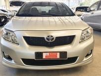 Cần bán Toyota Corolla altis 2.0V sản xuất năm 2010, màu bạc