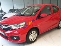 Cần bán xe Honda Brio G sản xuất năm 2020, màu đỏ, xe nhập
