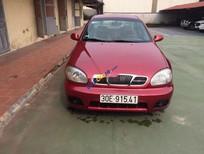 Bán xe Daewoo Lanos năm 2004, màu đỏ, nhập khẩu chính chủ