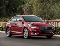 Giá xe Hyundai Accent 2020, trả trước 130tr, xe sẵ, góp 80%