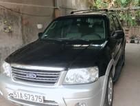 Bán xe gđ Ford Escape đăng ký 2005 2.3L, xe zin đẹp xuất sắc