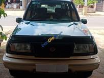 Cần bán gấp Suzuki Vitara sản xuất 2005, màu xanh lam, nhập khẩu nguyên chiếc