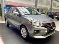 Bán xe Mitsubishi Attrage 1.2 CVT năm sản xuất 2020, màu xám, nhập khẩu nguyên chiếc, 460tr