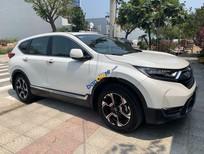 Cần bán gấp Honda CR V năm sản xuất 2019, màu trắng