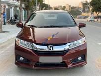 Cần bán xe Honda City sản xuất 2015, màu đỏ còn mới