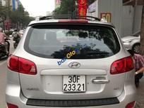 Bán Hyundai Santa Fe sản xuất năm 2007, màu xám, nhập khẩu nguyên chiếc