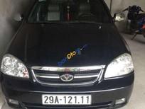 Bán Daewoo Lacetti 2011, màu đen, nhập khẩu nguyên chiếc