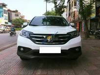 Bán ô tô Honda CR V 2015, màu trắng còn mới, giá tốt