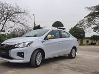 Cần bán Mitsubishi Attrage sản xuất năm 2020, màu trắng, nhập khẩu nguyên chiếc, giá tốt