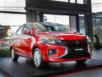 Cần bán xe Mitsubishi Attrage sản xuất 2020, màu đỏ, xe nhập, 460 triệu