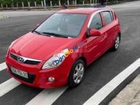 Cần bán Hyundai i20 sản xuất năm 2011, màu đỏ, nhập khẩu nguyên chiếc chính chủ
